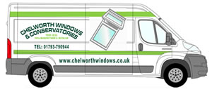 Look out for us in an around Swindon! - Chelworth Windows and Conservatories | Swindon Wiltshire, doors, windows, conservatories